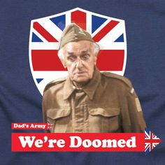 Fraiser - we're all doomed. Dad's Army