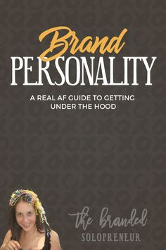 This guide will teach you how to trick out and tune-up your brand personality, so you can pack some serious horsepower in your brand voice and across all your content. Brand Identity Design, Branding Design, Branding Ideas, Identity Branding, Small Business Marketing, Business Branding, Creative Business, Business Tips, Brand Archetypes