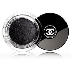 CHANEL ILLUSION D'OMBRE Long-Wear Luminous Eyeshadow (€30) ❤ liked on Polyvore featuring beauty products, makeup, eye makeup, eyeshadow, beauty, chanel, cosmetics, eyes, chanel eyeshadow and long wear eyeshadow