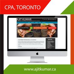 Ontario, Accounting, Web Design, Business, Design Web, Store, Business Illustration, Website Designs, Site Design