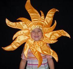 The sun... headpiece
