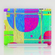 Re-Created  Building Blocks I  iPad Case by Robert S. Lee - $60.00