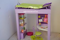 Best American Girl Doll Beds Ideas - http://simplehitz.com/best-american-girl-doll-beds-ideas/ : #BedroomIdeas American girl doll beds will be fine completion of playsets to little girls and American girl doll beds in bunk bed will be creating quite unique thing to play. American girl dolls have become one of the latest trends in how to make sure about proper growth of little girls. What becomes the...