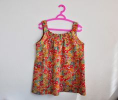 liberty top for little girls - la casetta in canadà