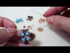 Cometa Earrings ~ Seed Bead Tutorials