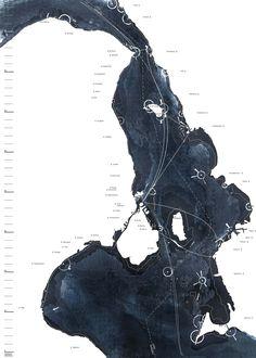 La Mer et l'Homme, Grédiac, Lacrocq, Rouchet & Savitchev  ––––––  Ecole Nationale Supérieure d'Architecture de Clermont-Ferrand  Sophie Grédiac - Louis Lacrocq - Adrien Rouchet - Dimitri Savitchev  Master Project 2016 Professors : Olivier Ma...