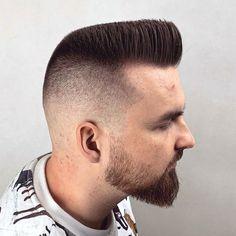 Bold Haircuts, Summer Haircuts, Haircuts For Men, Boy Hairstyles, Straight Hairstyles, Flat Top Fade, Short Hair Cuts, Short Hair Styles, Flat Top Haircut