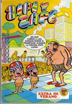 Descargar Coleccion Comics Zipi Y Zape Free Download