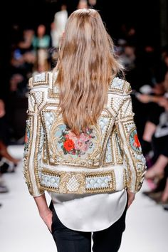 flower power/balmain