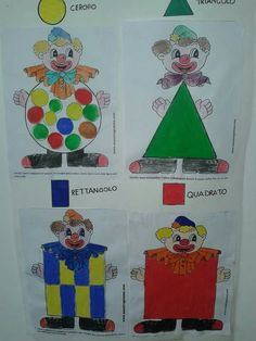 Diy For Kids, Crafts For Kids, Toddler Learning Activities, Circus Theme, Masky, Education, Children, Fish Crafts, Crafts For Children