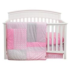 Trend Lab Lily Crib Bedding Set