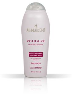 Volumize Shampoo -   Made for fine/normal hair, this shampoo captures the essence of earth's natural resources to gently cleanse your hair while adding exceptional body and texture.
