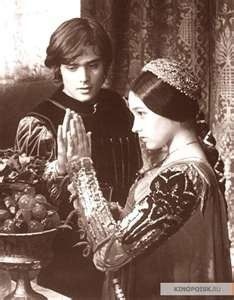 Franco Zeffirelli's Romeo & Juliet. Played by the beautifully talented Olivia Hussey & Leonard Whiting.