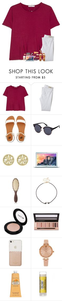 """""""i need to start sticking up for myslef"""" by lovelyelegantgirl ❤ liked on Polyvore featuring MANGO, AG Adriano Goldschmied, 2b bebe, Alison & Ivy, Christophe Robin, City Streets, Stila, L.A. Girl, Kate Spade and Crabtree & Evelyn"""