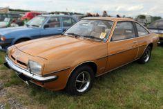Opel Manta SR Berlinetta, c1976