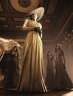Mommy   Lady Dimitrescu in 2021   Resident evil, Lady ...