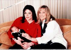 Michael Jackson and His Family