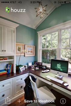 Windows and L desk