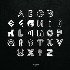 Graphic Design Tips, Logo Design Inspiration, Promo Flyer, Graffiti Words, Geometric Logo, Typography Logo, Letter Logo, Cool Logo, Lettering Design