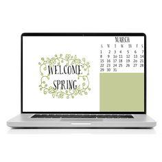 March 2015 Desktop and iPhone 5 Wallpaper - Bumblebreeblog