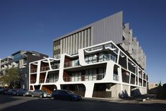 Built by Plus Architecture in Port Melbourne, Australia with date 2012. Images by Dianna Snape. Port Melbourne has fast become one of the key residential suburbs of Melbourne to develop low and mid rise mixed use ...