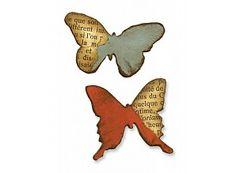 Sizzix Movers & Shapers Mini Butterflies