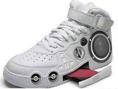 Boombox shoes
