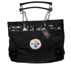 Pittsburgh Steelers Mesh Vinyl Drawstring Bag New For 2011 by LittlEarth. $32.95. Inside Pocket. Chain Link With Wrapped Handle. Approximately 11H X 15L X 4 Depth. Logo on one Side. New Mesh Bag For 2011