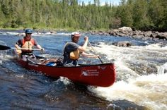 I heard theres nothing like it! Come try it out this summer! Il bet you willkeep coming back! Paddle the historic Missinaibi River. Photo by Ontario Tourism Ontario Cottages, Kayaking, Canoeing, Lake Superior, Cheap Travel, Paddle, San Diego, Travel Destinations, Places To Go
