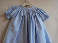Detalhes do vestido azul. | Flickr - Photo Sharing!