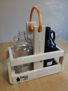 Hey, I found this really awesome Etsy listing at https://www.etsy.com/listing/170473169/quick-roper-growler-carrier-made-to-hold