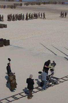Dunkirk (2017). Christopher Nolan Cinematography: Hoyte Van Hoytema #FilmmakingTricks