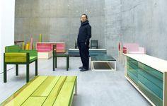 Established & Sons furniture by Nagasaka