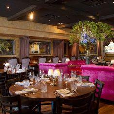 Table Decor International Restaurant