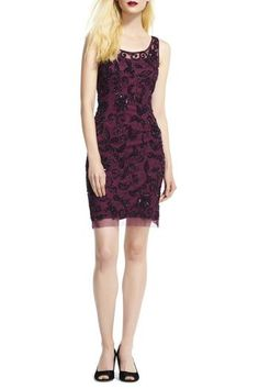 288$  Buy here - http://viesq.justgood.pw/vig/item.php?t=3pp7o914879 - Beaded Cocktail Dress 288$