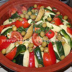 Peut être que vous n'êtes pas fun de viande ou de protéines d'origine animale mais vous ne voulez pas vous privez de ces bonnes recettes de tajine de la cuisine marocain?