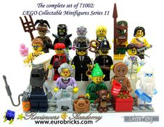 This is the next new incredible Eleventh Series for the legendary LEGO Collectable Minifigures Series Theme by WhiteFang (Eurobricks), via Flickr Lego People, Hello Everyone, Legos, Star Wars, The Incredibles, Lego, Starwars, Star Wars Art, Logos