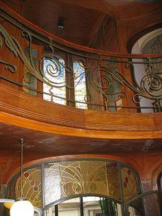 Victor Horta - Art Nouveau