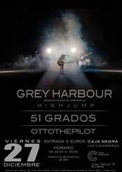 Grey Harbour en concierto en Las Cigarreras http://www.agendalacant.es/index.php/musica