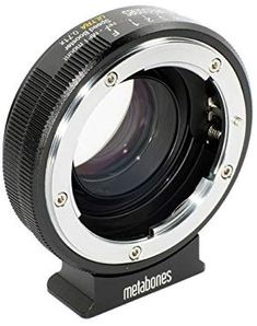 Metabones Nikon G an Micro Four Thirds Speed Booster x schwarz Objektiv Nikon, Beautiful Gifts, Sony, Camera