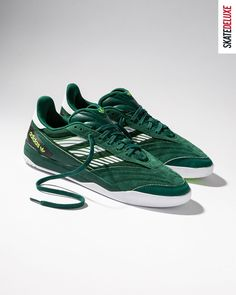 Check out the new colorways in green and white!