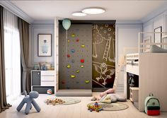 Boy Bedroom Ideas Visit www.the-fairytale. and get inspirations in order to decor the perfect room Creative Kids Rooms, Cool Kids Rooms, Cool Bedrooms For Boys, Girls Bedroom, Bedroom Ideas, Baby Room Design, Baby Room Decor, Girl Room, Fairytale