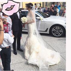 gemma様様の一枚♡女性の身体を綺麗に見せてくれます✨#verawang #verawanggemma #お譲り #wedding #bride…
