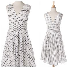 aryeh || polka dot tea dress ▫️ ...newly listed | more details coming soon... Aryeh Dresses Midi