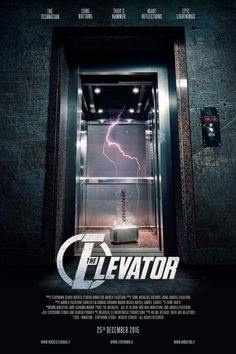 The real question from Avengers: Age of Ultron, finally answered. The Elevator *is* worthy.