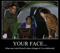 Your face when...level : BBT