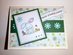 Kika's Designs : Easter Bunny
