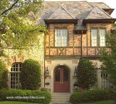 Country-frances-estilo-franco-normando-casa-residencial.jpg (555×500)