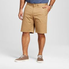Men's Big & Tall Club Shorts Cattail 54 - Merona