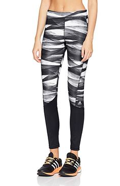 180ce0b4d89 Adidas Performance Womens Geometric Print Leggings